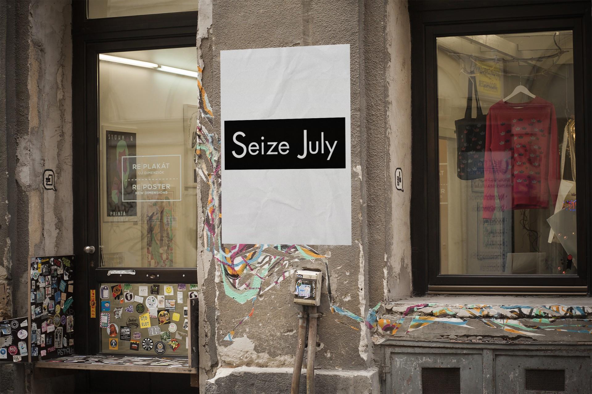 Seize July